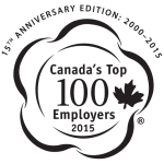 Canada's Top 100 Employers 2015